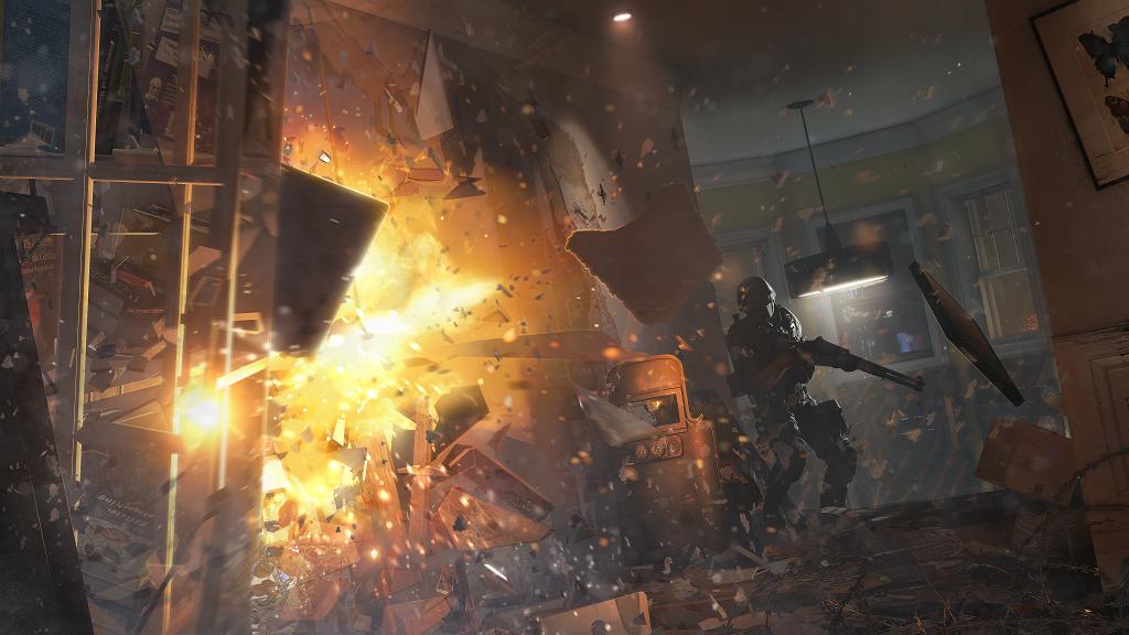 Glacier Gaming: Tom Clancy's Rainbow Six Siege Review